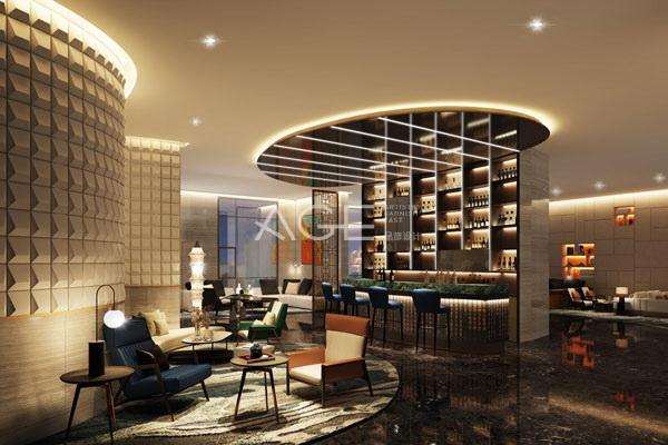 温泉度假别墅酒店设计