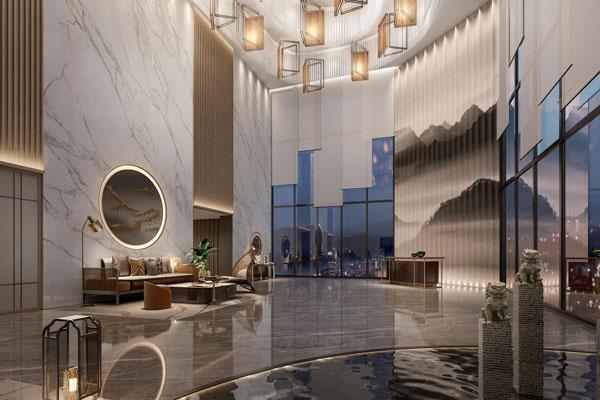 酒店设计多元化新趋势